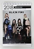 ブラックピンク - 2018-2019 PHOTO DESK CALENDAR 卓上カレンダー [韓国盤]