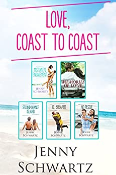 Love, Coast To Coast/Mistaken Engagement/Memories Of Love/Second Chance Island/Ice-Breaker/No Rescue by [Schwartz, Jenny]