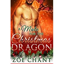 A Mate for the Christmas Dragon (A Mate for Christmas Book 1)