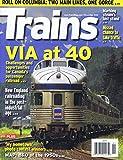 Trains [US] November 2018 (単号)