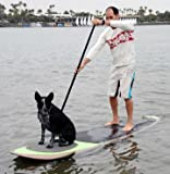 PupデッキSup Traction Pad for Dogsスタンドアップパドル・サーフィンデッキPadding (ソリッドスタイル) by Better Surf。。。than sorry