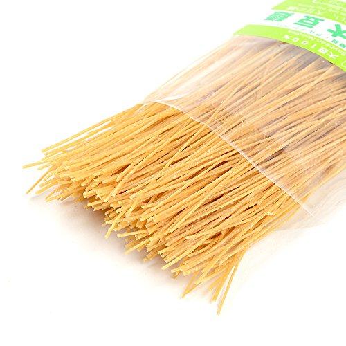 【糖質制限でグルテンフリーは国産大豆100%乾麺】 低糖質で高たんぱくなヘルシー大豆細麺 100g