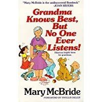 Grandma Knows Best Book by Simon & Schuster [並行輸入品]
