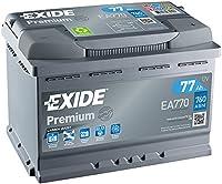 EXIDE [ エキサイド ] 輸入車バッテリー [ EA ] EA770-L3