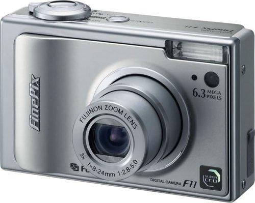 FUJIFILM FinePix F11 FX-F11