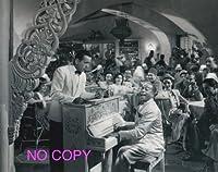 SP:大きな写真「カサブランカ」As Time Goes By・・・