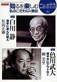私のこだわり人物伝 2008年2ー3月 白川静/色川武大 (NHK知るを楽しむ/火)