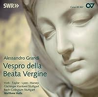 Vespro Della Beata Vergine by ALESSANDRO GRANDI (2011-06-28)