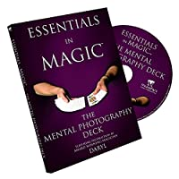 [マーフィーマジック]Murphy's Magic Essentials in Magic Mental Photo DVD DVDESS_MENTAL [並行輸入品]