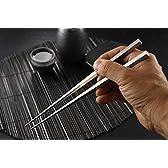 RX 純チタン 製 マイ箸 TC235HEX チタン の お箸