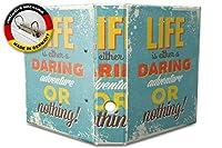 バインダー 2 Ring Binder Lever Arch Folder A4 printed The life