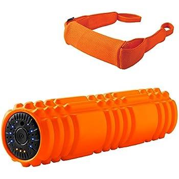 ドクターエア 3Dマッサージロール (オレンジ) MR-001OR