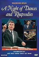 Waldbuhne Concert: A Night of Dances & Rhapsodies [DVD] [Import]