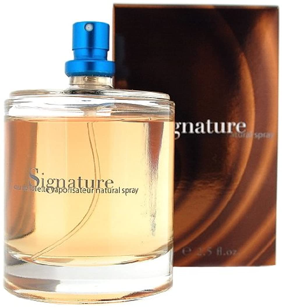 瞬時にオセアニアスーツORIFLAME Signature Eau de Toilette Natural Spray For Him 75ml - 2.5oz