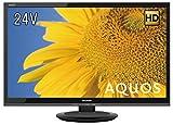 シャープ 24V型 AQUOS 液晶テレビ 2T-C24ADB 2T-C24ADB