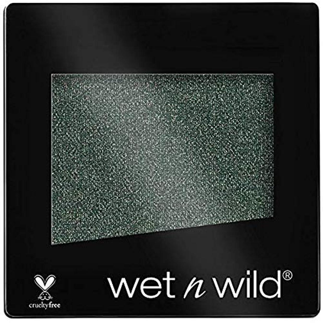 グリースロッド振り向くWET N WILD Color Icon Eyeshadow Single - Envy (並行輸入品)