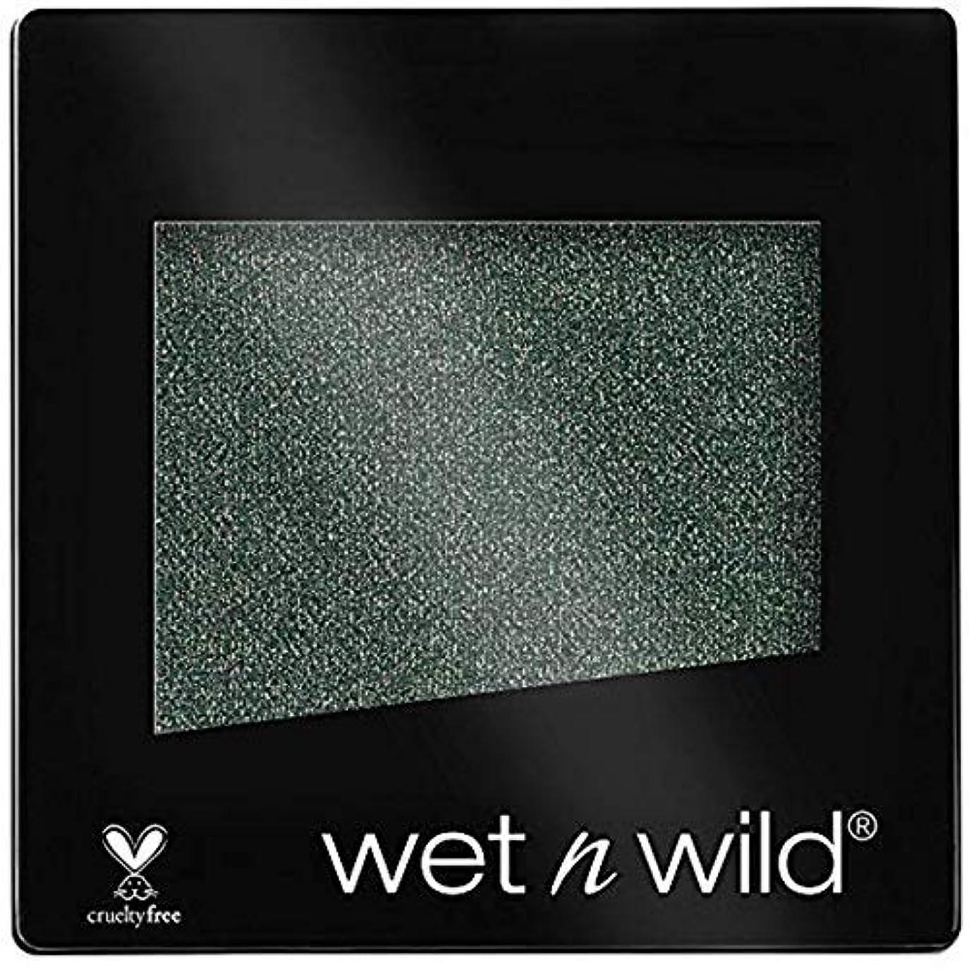 メジャー定規相談するWET N WILD Color Icon Eyeshadow Single - Envy (並行輸入品)