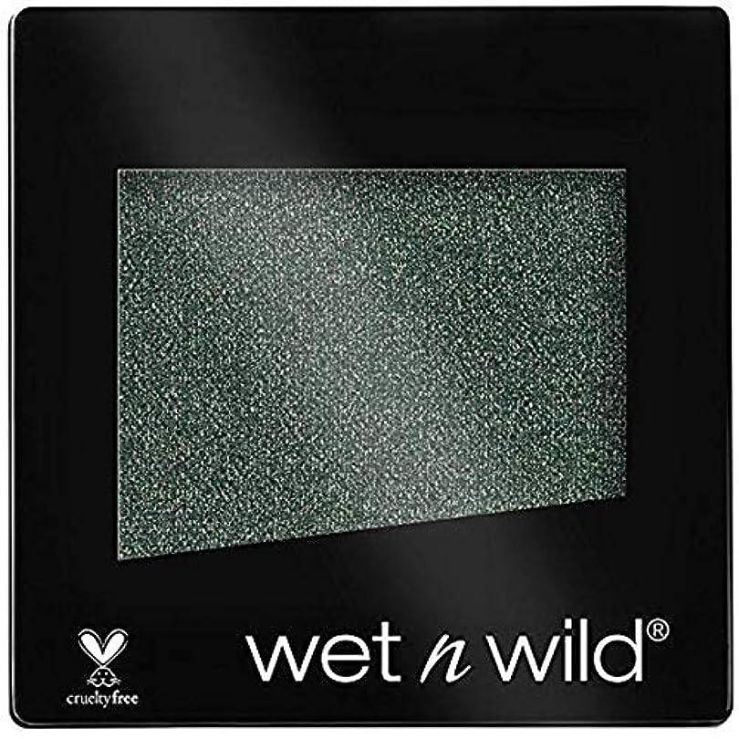 出くわす耐久ポンドWET N WILD Color Icon Eyeshadow Single - Envy (並行輸入品)