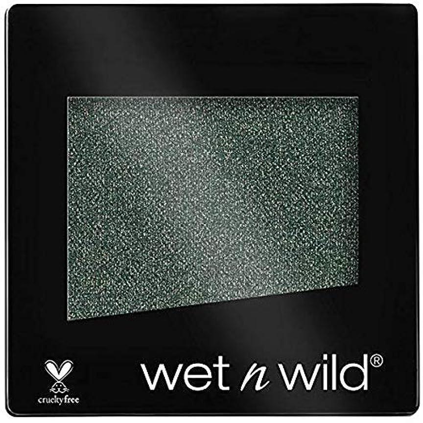 イサカ安定しました見るWET N WILD Color Icon Eyeshadow Single - Envy (並行輸入品)