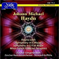 M Haydn: Symphonies