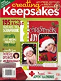 Creating Keepsakes, December 2008 Issue