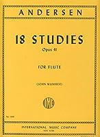 ANDERSEN - Peques Estudios (18) Op.41 para Flauta (Wummer)