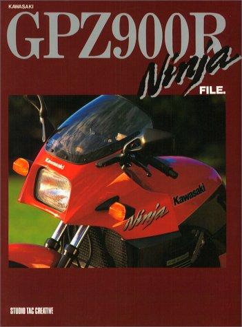 カワサキGPZ900Rニンジャファイル