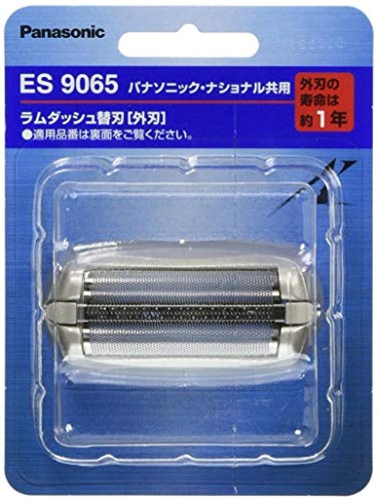 リテラシー比較的偽善パナソニック 替刃 メンズシェーバー用 外刃 ES9065