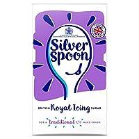 Silver Spoon Royal Icing 500g - (Silver Spoon) ロイヤルアイシングの500グラム [並行輸入品]