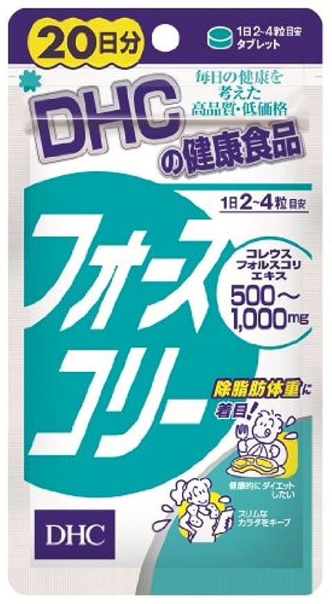手チャート礼拝DHC フォースコリー (20日分) 80粒