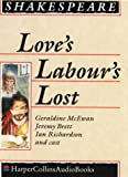 Love's Labour's Lost: Performed by Derek Jacobi, Geraldine McEwan & Cast
