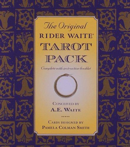 The Original Rider Waite Tarot Packの詳細を見る