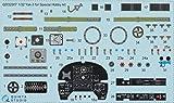 クインタスタジオ 1/32 Yak-3 内装3Dデカール (スペシャルホビー用) プラモデル用デカール QNTD32007