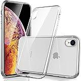 b06171b449 iPhone XR ケース クリアケース ガラスケース 6.1インチ 日本旭硝子製 強化ガラス 9H硬度