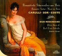 Romantic Guitar Music in Paris - Caulli, Sor, Coste