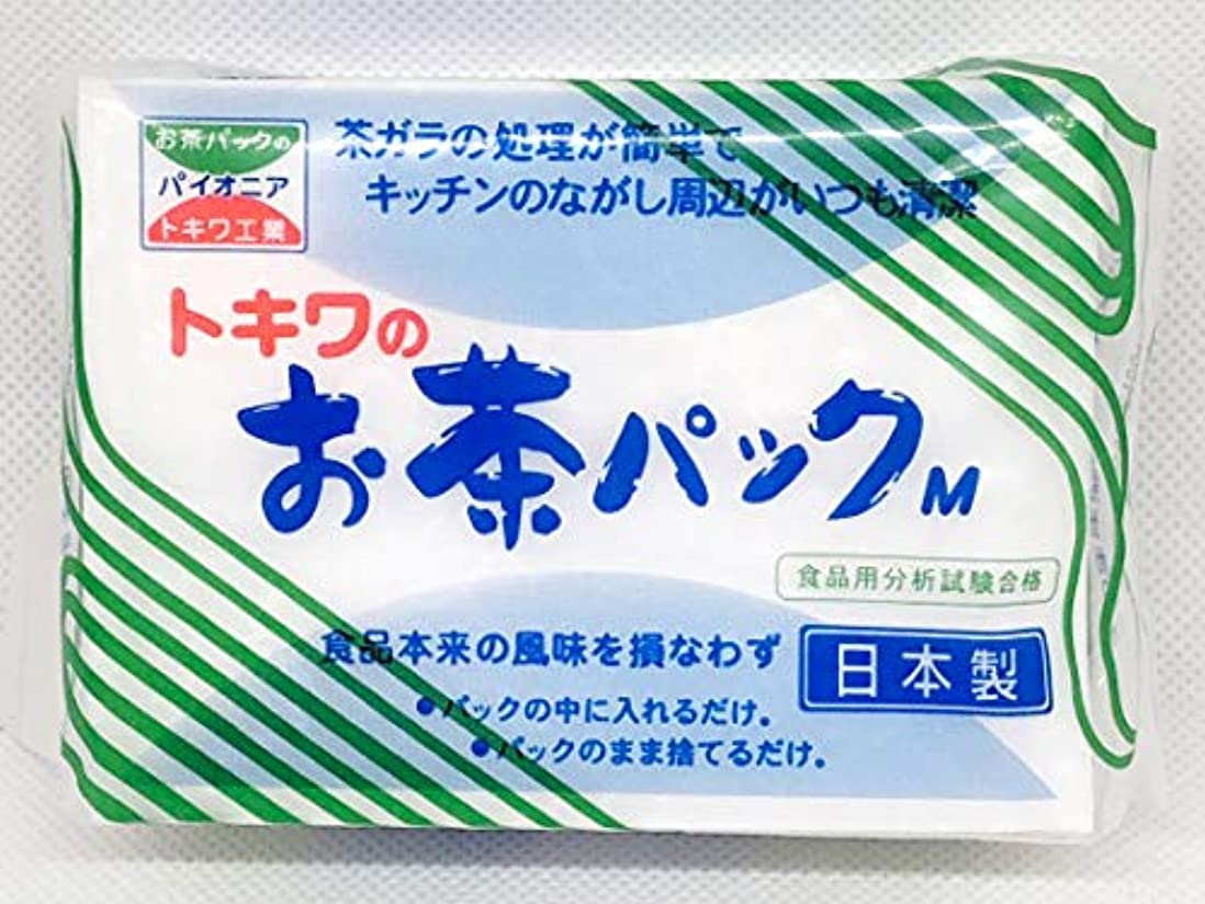 織機振る舞う過度のトキワのお茶パック M 60枚入
