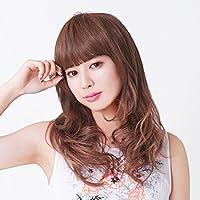 TFX-01 ぱっつんちゃんプラス 耐熱 つむじ付き 前髪ウィッグ (プリシラ) PRISILA