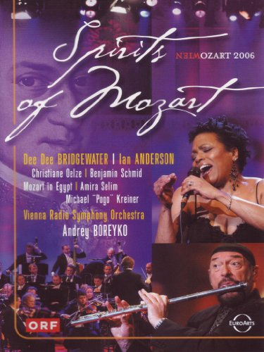 Spirits of Mozart [DVD] [Import]