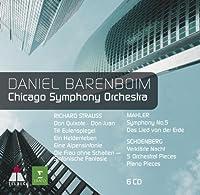 Chicago Symphony Orchestra & Barenboim Play Straus