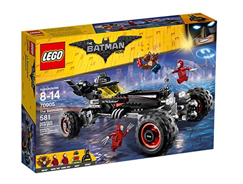 レゴ(LEGO) バットマンムービー バットモービル 70905