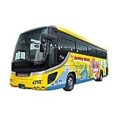 フジミ模型 1/32 BUSSP-4 観光バスシリーズ はとバス60thガーラSHD+バスむすめ