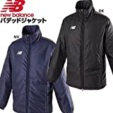 New Balance ジャケット NewBalance ニューバランス アウター サッカー フットサル パデッドジャケット 【メンズ】 JMTF7327