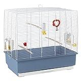 ファープラスト 鳥かご リコード 4 ホワイト REKORD 4 WHITE 鳥籠 ゲージ フルセット カナリア セキセイインコ 小型鳥用