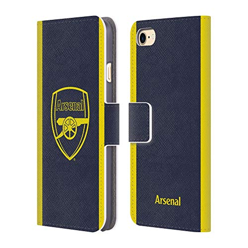 ARSENAL FOOTBALL CLUB アーセナルFC - Third レザー手帳型/iPhoneケース 【公式/オフィシャル】