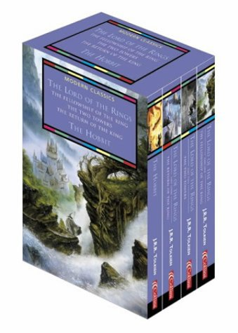 The Lord of the Rings / The Hobbit Boxed Set (Collins Modern Classics) イギリス版