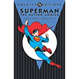 Superman: The Action Comics - Archives, Volume 4 (Archive Editions (Graphic Novels))