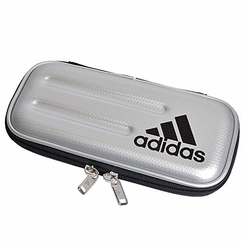[アディダス] adidas 筆箱 セミハード ペンケース 子供 キッズ 小学生 男の子 ハードケース 筆記用具 文房...