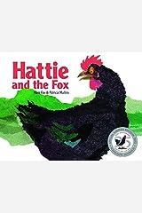 Hattie And The Fox Pb Paperback