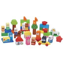 キャラクターブロックがたくさん