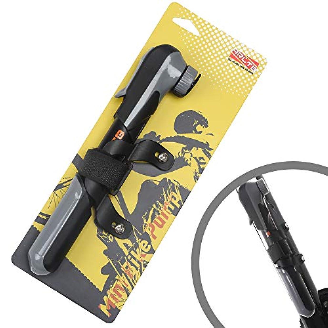近似トランク浜辺Arltb 自転車ミニポンプ 自転車 空気入れ ミニ携帯ポンプ ミニポンプ 高圧力